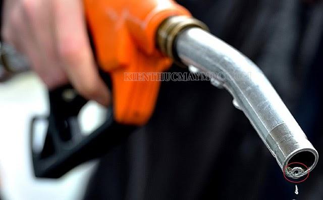 Đảm bảo đổ xăng chất lượng, rõ nguồn gốc cho xe hoạt động ổn định