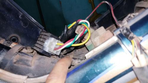 Khắc phục hiện tượng Xe máy bị chập điện