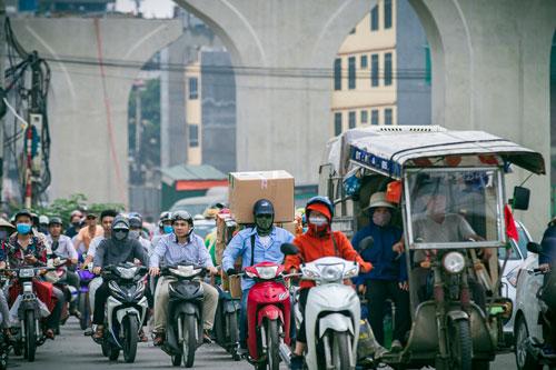 Thủ tục xin cấp lại khi xe máy bị mất biển số
