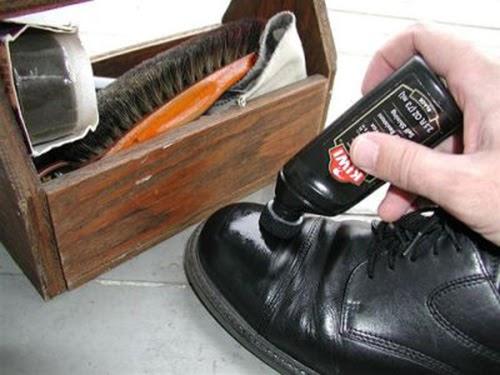 Có khá nhiều loại xi đánh giày trên thị trường hiện nay