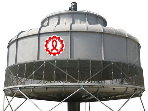 tháp giải nhiệt tròn