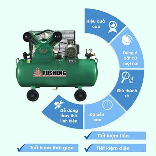 Đặc điểm nổi bật của máy nén Fusheng
