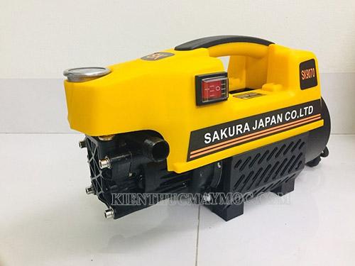 máy rửa xe Sakuru