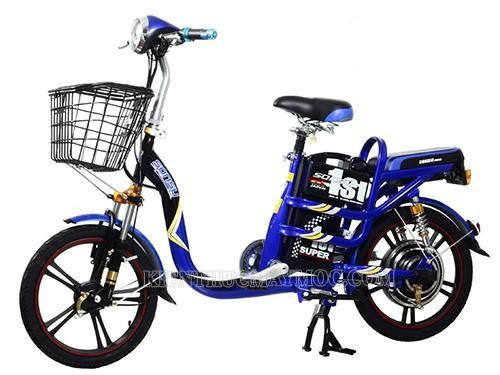 Xe đạp điện của thương hiệu Sonsu
