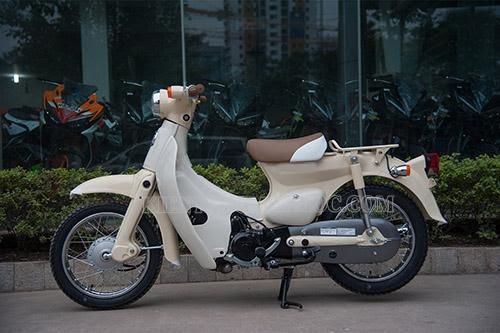 Xe máy Little Cub dung tích 50ccgiá rẻ dưới 10 triệu