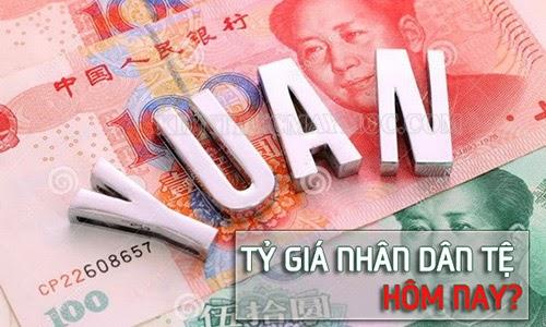 Đổi Nhân Dân tệ sang tiền Việt Nam