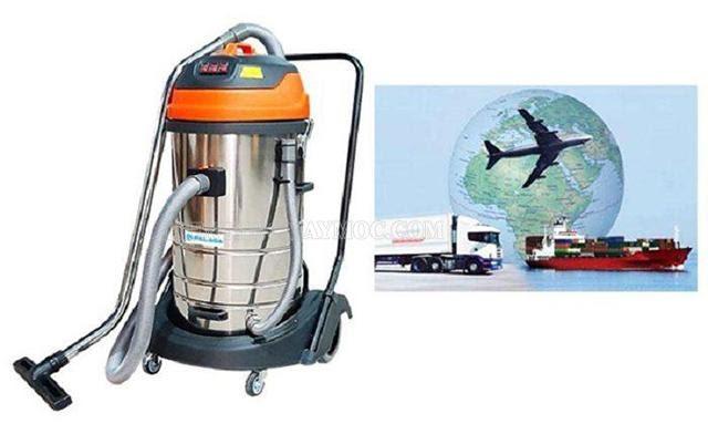máy hút bụi công nghiệp nhập khẩu chất lượng cao