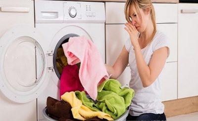 Cách khử mùi máy giặt hiệu quả nhất