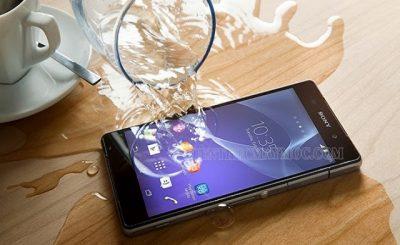 Cách sửa điện thoại bị vô nước