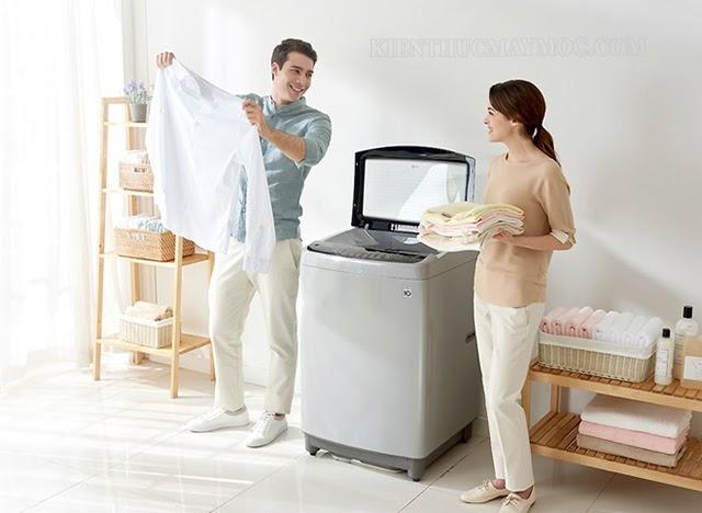 Nên chọn mua máy giặt phù hợp với nhu cầu sử dụng