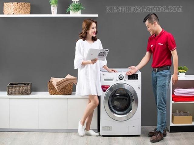 Kinh nghiệm mua máy giặt có thể bạn chưa biết