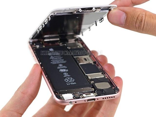 Lỗi phần cứng điện thoại có nghiêm trọng không