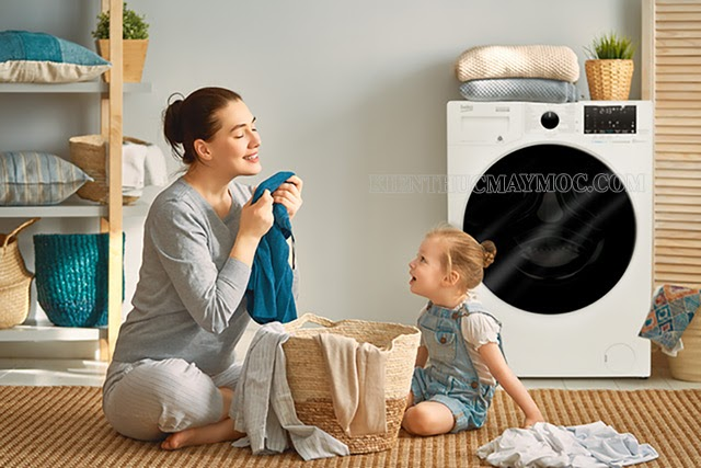 Nên lựa chọn máy giặt loại tiết kiệm điện