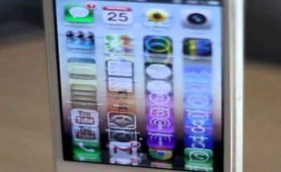 Nguyên nhân màn hình điện thoại bị giật