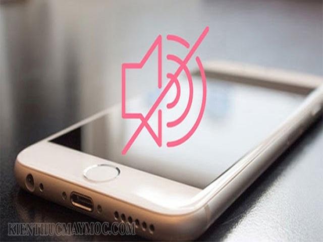 Loa điện thoại bị nhỏ hoặc bị rè do nguyên nhân nào?