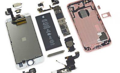 Phần cứng điện thoại gồm những gì?