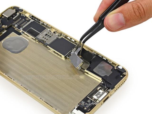 Hướng xử lý lỗi phần cứng điện thoại