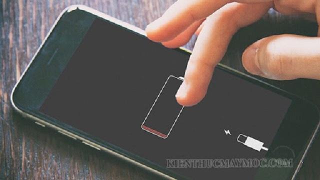 Tại sao khi sạc pin điện thoại bị nóng