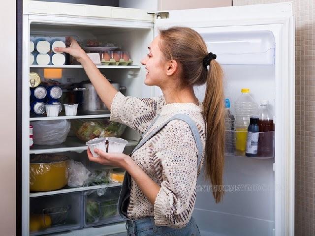 Vệ sinh tủ lạnh đúng cách cực kỳ cần thiết để bảo vệ sức khỏe