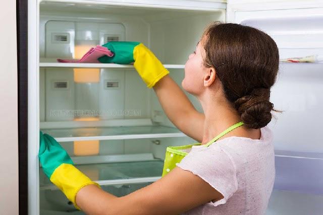 Vì sao cần vệ sinh tủ lạnh sạch sẽ?