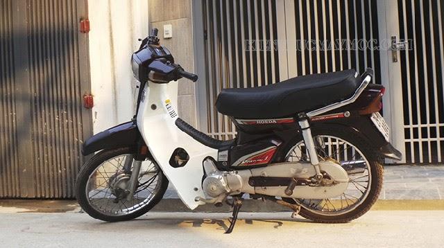 Đời xe Dream Thái 1996