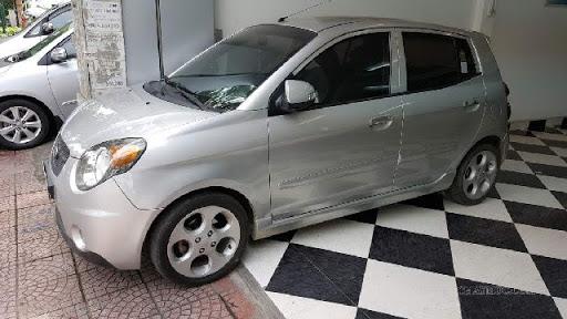 200 triệu mua Kia Morning 2008 cũ