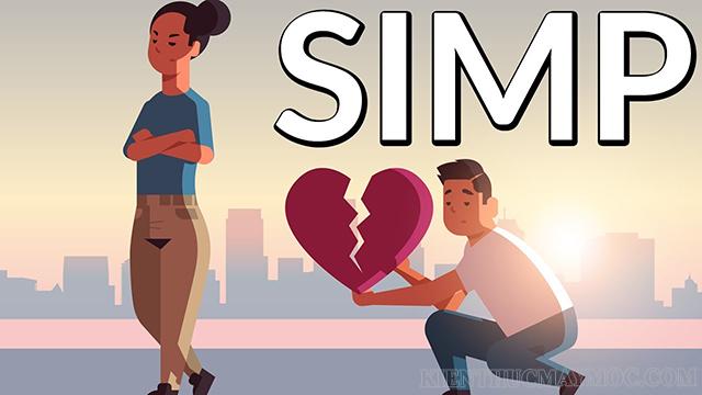 Nguồn gốc của Simp meme là gì?