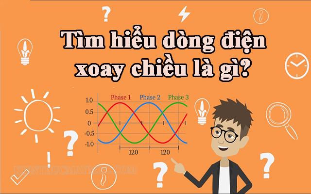 Tìm hiểu định nghĩa dòng điện xoay chiều là gì?