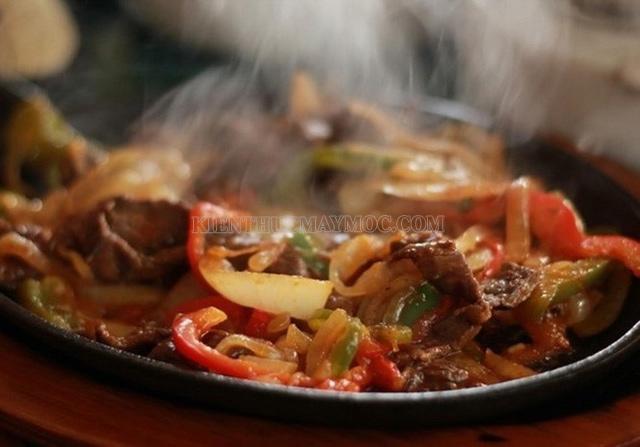 Nồi bị cháy làm ảnh hưởng đến cả hương vị món ăn và sức khỏe