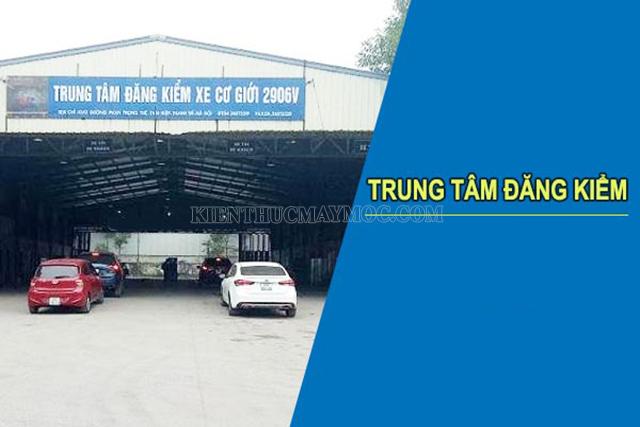 Đăng kiểm ô tô Hà Nội
