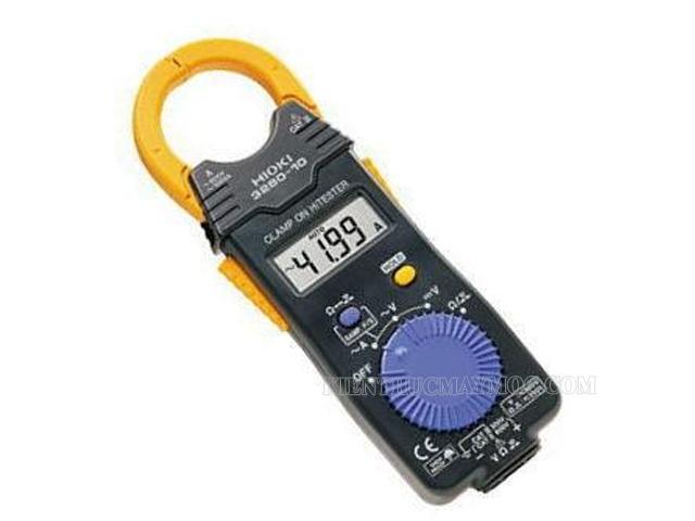 Ampe đo cường độ dòng điện