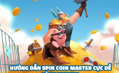 cách lấy spin coin master