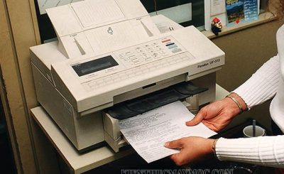công dụng của máy fax