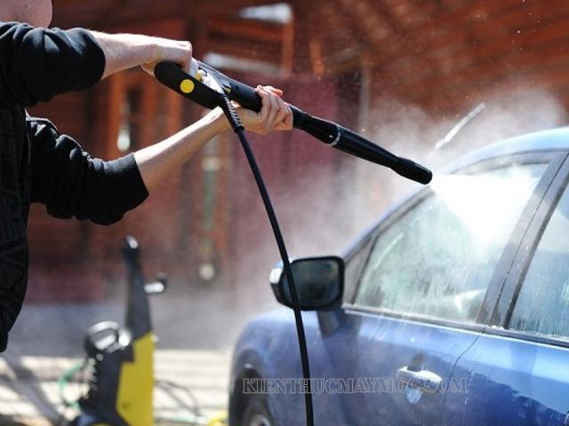 Công nghệ rửa xe không chạm đang dần trở thành một xu hướng tất yếu