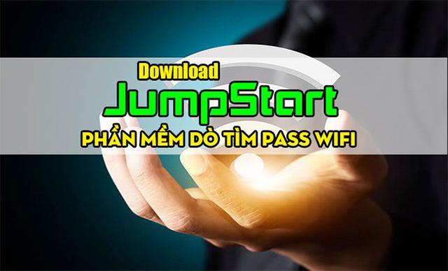 Cài đặt phần mềm Jump Start